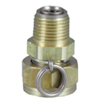 "11553 - Strahman - 21SGHT - 3/4"" Swivel Hose Fitting Product Image"