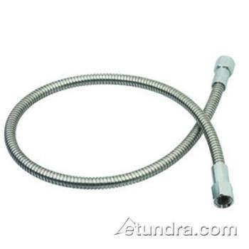 26368 - T&S Brass - 013E-36H - 36 in Flexible Stainless Steel Hose Product Image