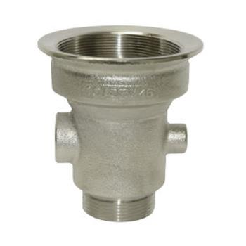 11931 - CHG - D10-X007-U - 3 in x 1 1/2 in Drain Outlet Body Product Image