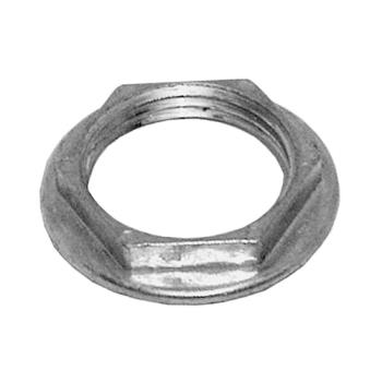 262338 - Axia - 16681 - 1 1/2 in Zinc Drain Nut Product Image