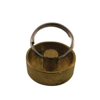 11346 - CHG - E60-4081 - 1 in Brass Drain Stopper Product Image