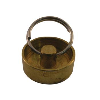 11347 - CHG - E60-4088 - 1 1/2 in Brass Drain Stopper Product Image