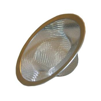 11332 - Commercial - 03-1380 - 4.35 in Stainless Steel Mesh Drain Strainer Product Image