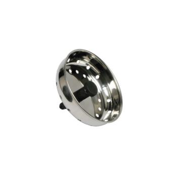 WINSIK3 - Winco - SIK-3 - 3 in Stainless Steel Sink Strainer Product Image