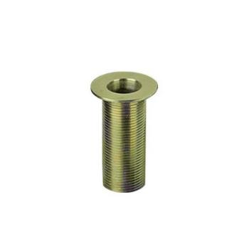 11372 - CHG - E16-4020 - 1 x 3 1/2 in Brass Sink Drain Product Image