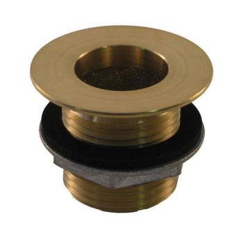 "11311 - Commercial - 1"" x 1 1/2"" Brass Drain Product Image"