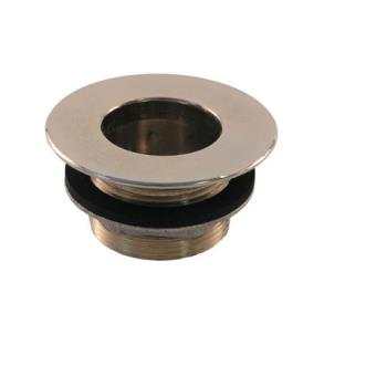 "11321 - Commercial - 1 1/2"" x 1 1/2"" Plated Drain Product Image"