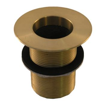 "11322 - Commercial - 1 1/2"" x 3"" Brass Drain Product Image"