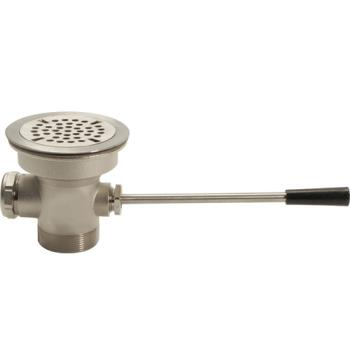 1002006 - Axia - 12926 - 3 1/2 in Lever Waste Drain Product Image