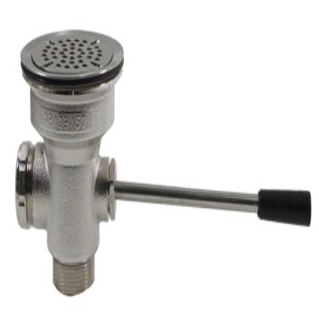 11100 - CHG - D10-4151 - 3 in x 1 1/2 in Lever Drain With Removable Cap Product Image