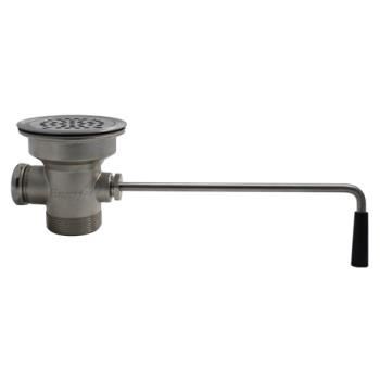 11230 - CHG - D50-4150 - 3 in x 2 in Rotary Drain With Removable Cap Product Image