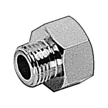 261924 - T&S Brass - 058A - 3/4 in NPT Female Adapter Product Image