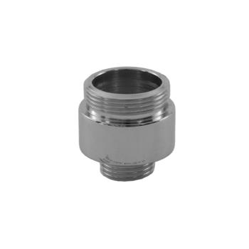 15804 - T&S Brass - B-0412 - Rigid To Swivel Spout Adapter Product Image