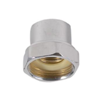 15805 - T&S Brass - B-0413 - Swivel To Rigid Spout Adapter Product Image