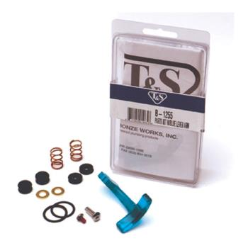15998 - T&S Brass - B-1255 - Glass Filler Repair Kit Product Image