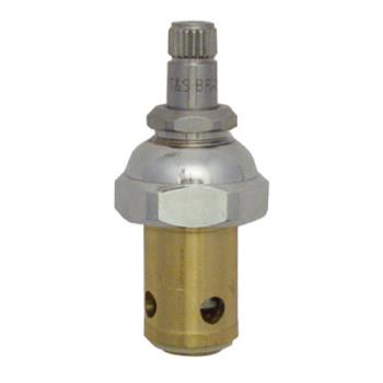 15819 - T&S Brass - 005959-40NS - Eterna Cold Left Hand Stem Assembly Product Image