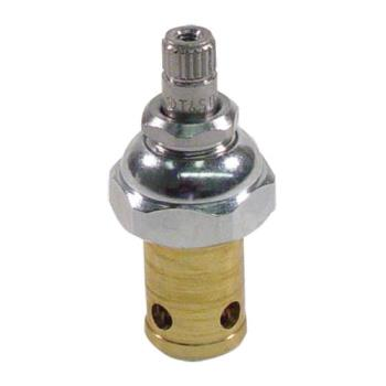 15820 - T&S Brass - 005960-40 - Eterna Hot Right Hand Stem Assembly Product Image