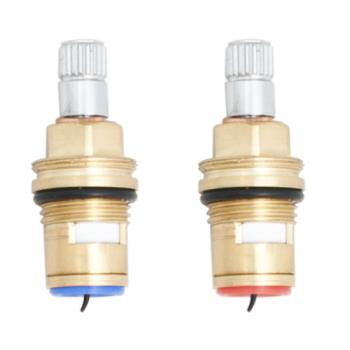 99910 - BK Resources - XRK-BKF-G - OptiFlow Hot/Cold Valves Kit Product Image