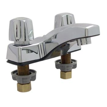 13215 - Commercial - 4 in Deck Mount Restroom Faucet Product Image