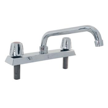 13708 - Encore Plumbing - TLL11-8008SE1 - 8 in Deck Mount Faucet w/ 8 in Spout Product Image