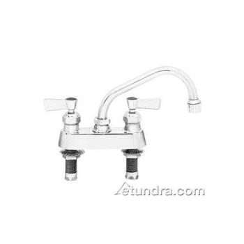 "561099 - Fisher - 3513 - Deck Mount Faucet w/ 4"" centers & 12"" Spout Product Image"