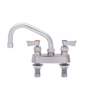 FIS53775 - Fisher - 53775 - 4 in Deck Mount Faucet w/ 12 in Spout Product Image