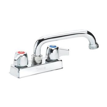 KRO11450L - Krowne - 11-450L - Deck Mount Laundry Faucet With 4 in Centers & 6 in Spout Product Image