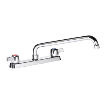 KRO13814L - Krowne - 13-814L - Deck Mount Faucet With 8 in Centers & 14 in Spout Product Image