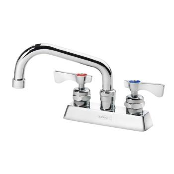 14236 - Krowne - 15-306L - 4 in Deck Mount Heavy Duty Royal Series Faucet w/ 6 in Spout Product Image