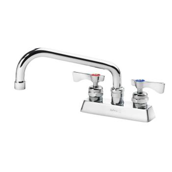 14238 - Krowne - 15-308L - 4 in Deck Mount Heavy Duty Royal Series Faucet w/ 8 in Spout Product Image