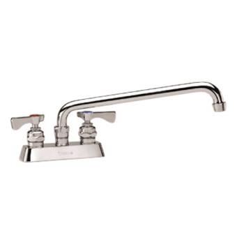 KRO15314L - Krowne - 15-314L - 4 in Royal Series Deck Mount Faucet w/ 14 in Spout Product Image