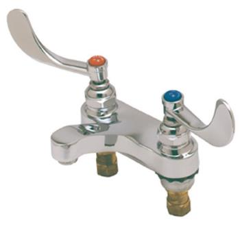 13218 - T&S Brass - B-0890 - 4 in Heavy Duty Restroom Faucet Product Image