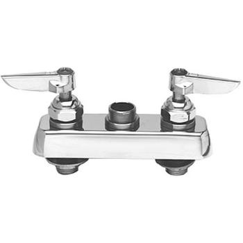 561367 - T&S Brass - B-1110-LN - 4 in Deck Mount Faucet Product Image