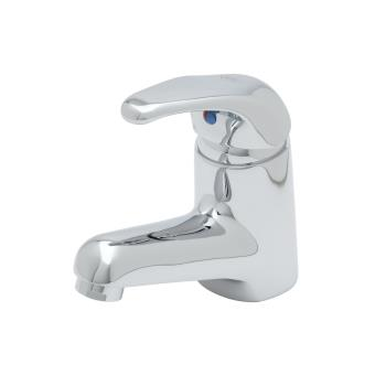 34244 - T&S Brass - B-2701 - Single Hole Deck Mount Single lever Faucet w/ 5 in Spout Product Image