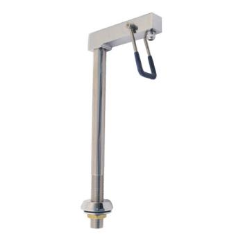 13300 - Encore Plumbing - KL26-5000-01 - 8 in Pedestal Glass Filler Product Image