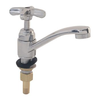 13221 - Krowne - 16-152L - Deck Mount Faucet w/ 4 in Swivel Spout Product Image