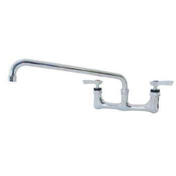 18114 - Encore - KL54-8014-SE1 - 8 in Wall Mount Faucet w/ 14 in Spout Product Image