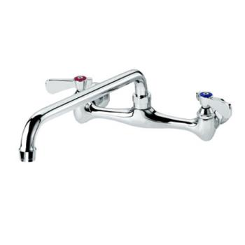 KRO12810L - Krowne - 12-810L - 8 in Wall Mount Faucet w/ 10 in Spout Product Image
