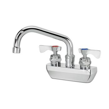 14126 - Krowne - 14-406L - 4 in Royal Series Wall Mount Hand Sink Faucet w/ 6 in Spout Product Image