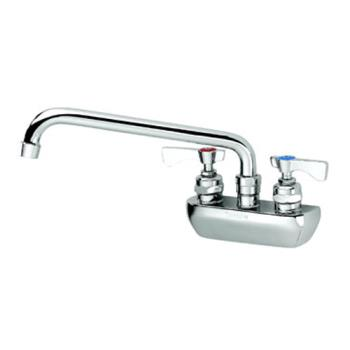 14121 - Krowne - 14-410L - 4 in Royal Series Wall Mount Hand Sink Faucet w/ 10 in Spout Product Image