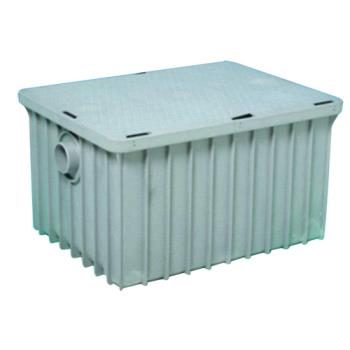 95282 - Canplas - 3950A04 - Endura® Interceptor 50 GPM/100 Lb Grease Trap Product Image