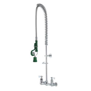 14100 - Krowne - 17-108WL - 8 in Wall Mount Pre-Rinse Assembly Product Image
