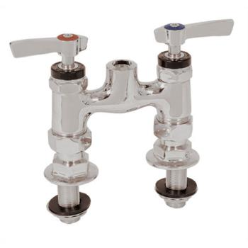 15922 - Encore Plumbing - KL56-Y003-01 - Deck Mount Pre-Rinse Faucet Base with 4 in Centers Product Image