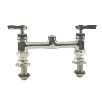 15921 - Encore - KL60-Y001-01 - 8 in Deck Mount Pre-Rinse Faucet Base Product Image