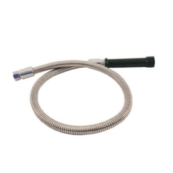 26940 - T&S Brass - B-0020-H - 20 in Flexible Stainless Steel Pre-Rinse Hose Product Image