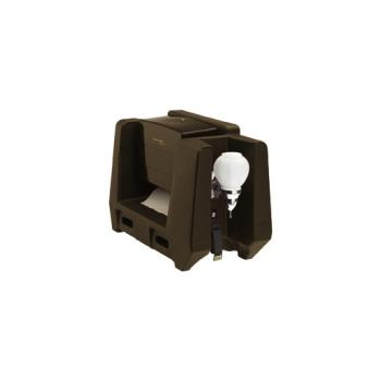 CAMHWATD131 - Cambro - HWATD131 - Brown Handwash Station Product Image