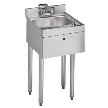 KRO2118ST - Krowne - 21-18ST - 2100 Series Hand Sink With Soap & Towel Dispenser Product Image