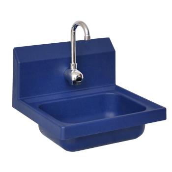 BKRAPHSW14101BSEF - BK Resources - APHS-W1410-1BSEF - Antimicrobial Hand Sink Product Image
