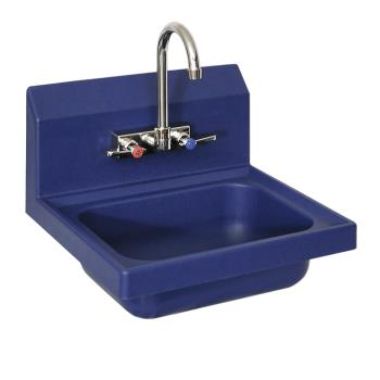 BKRAPHSW1410BE - BK Resources - APHS-W1410-BE - Antimicrobial Hand Sink Product Image