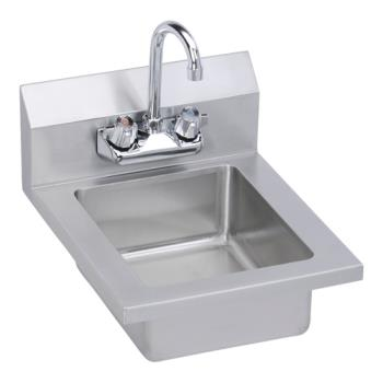 ELKEHS14X - Elkay - EHS-14X - 14 x 16 1/2 in Wall Mount Hand Sink Product Image